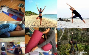 yoga practice for living in holistic bliss