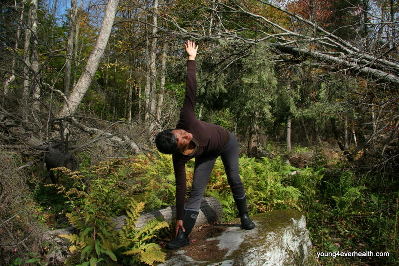Healing through yoga