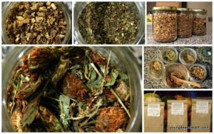 herbal teas for living in holistic bliss