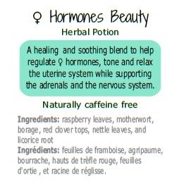 ♀ hormones beauty