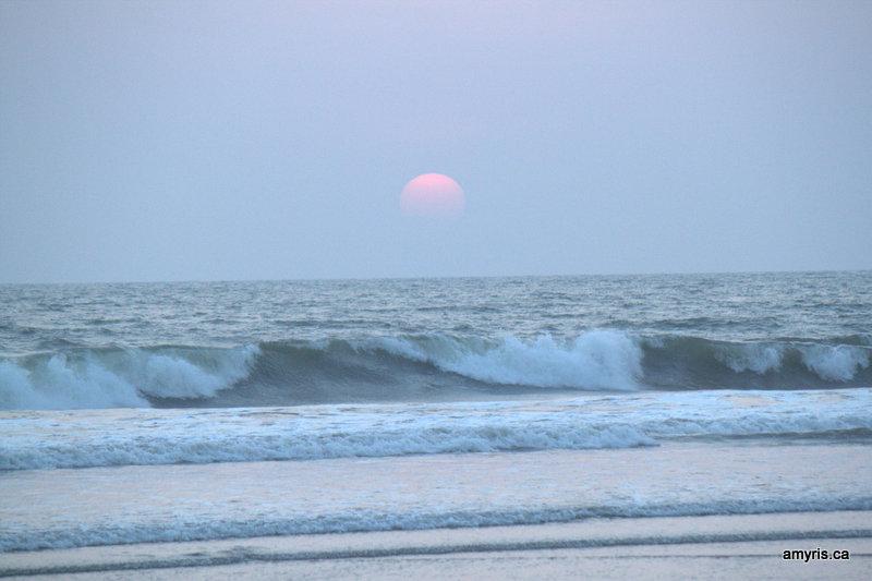 Ashiyana sunset