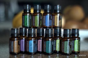 essential oils for living in holistic bliss